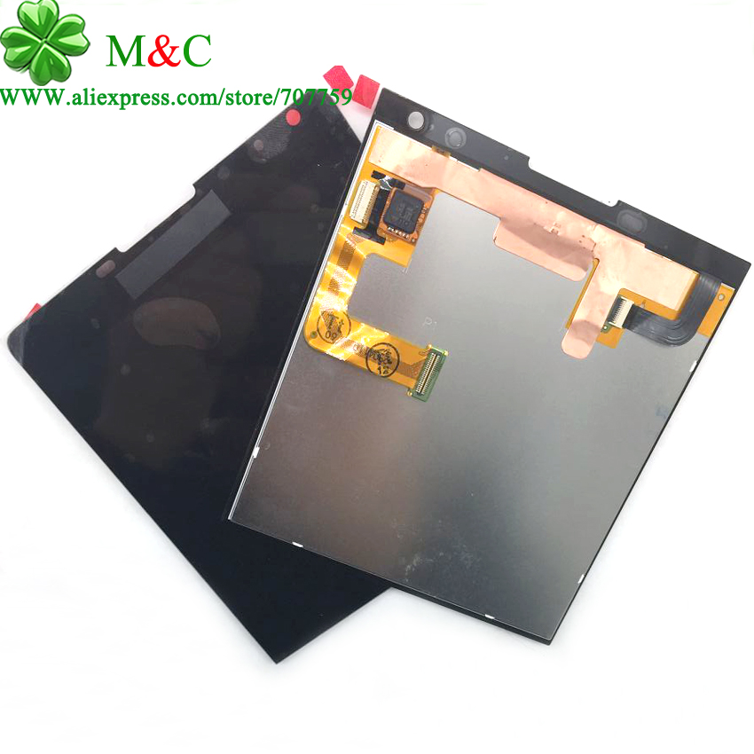 OEM Passport Q3 LCD Touch Panel For Blackberry Passport Q30 LCD Display Touch Screen Digitizer Panel Assembly Free Post