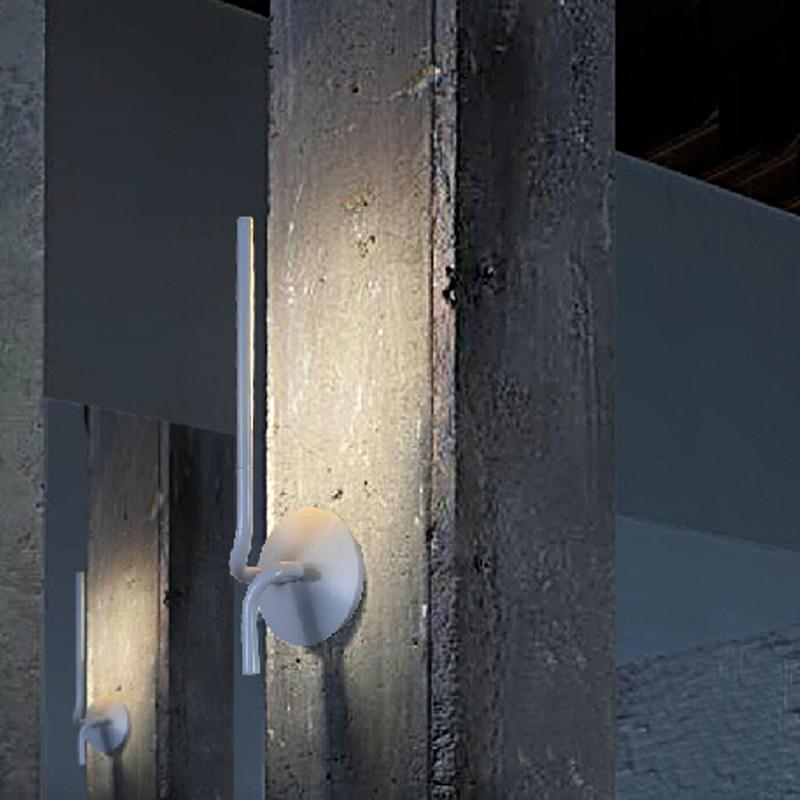 Modern minimalist style design features elegant hallway wall lamp LED wall lamp Free shipping