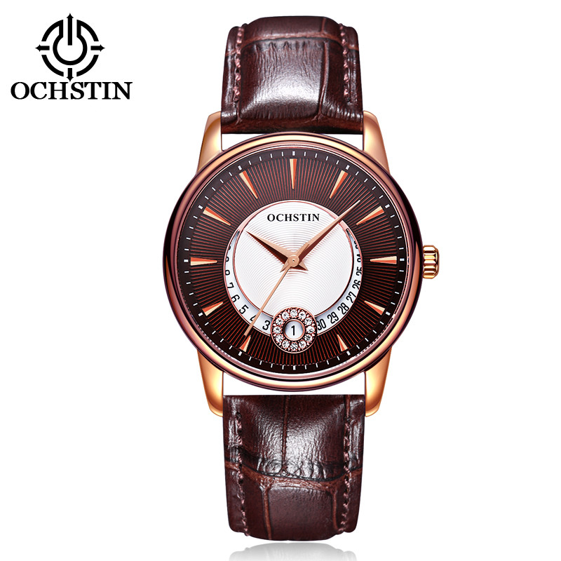 купить OCHSTIN Ladies Wrist Watch Women 2017 Brand fashion Female Clock Quartz Watch Hodinky Quartz-watch Montre Femme Relogio Feminino по цене 1086.64 рублей