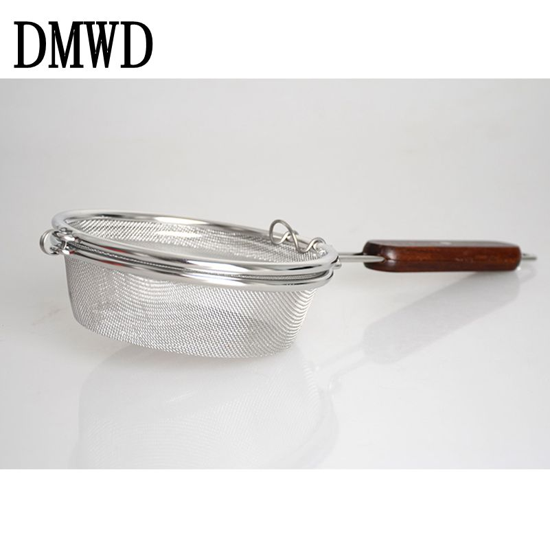 DMWD Manual Coffee Roasters Gas stove Roasted Coffee Beans Baking Net handheld Stainless Steel heating Coffee bean Roaster italy coffee beans italian flavor espresso beans fresh roasted 227 g bag women men tea