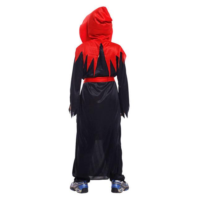 Boys Devil Clothing Costume
