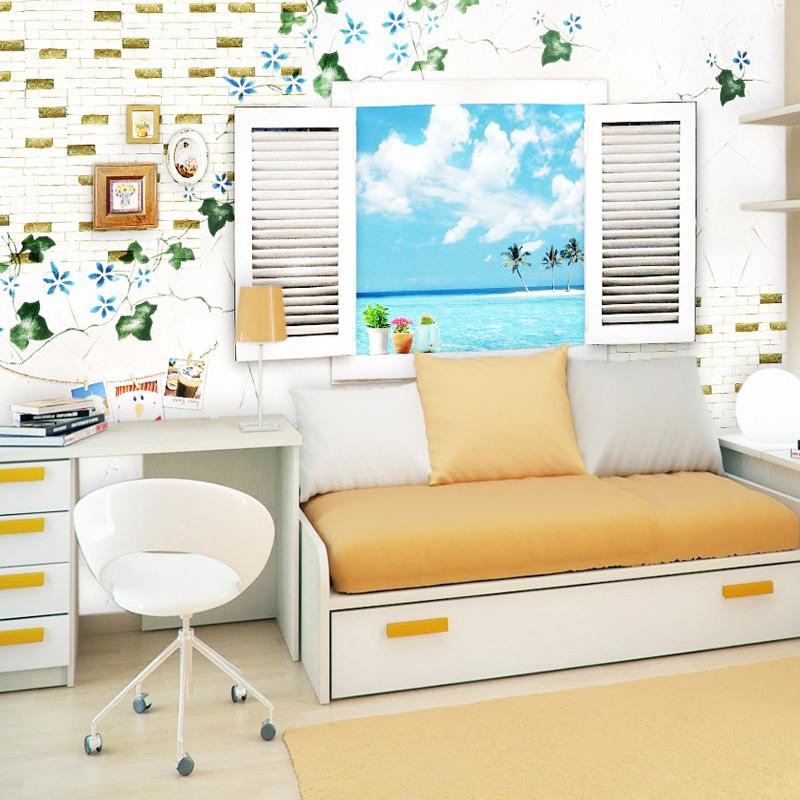 Online kopen wholesale 3d ruimtelijke uit china 3d ruimtelijke groothandel - Moderne woonkamer behang ...