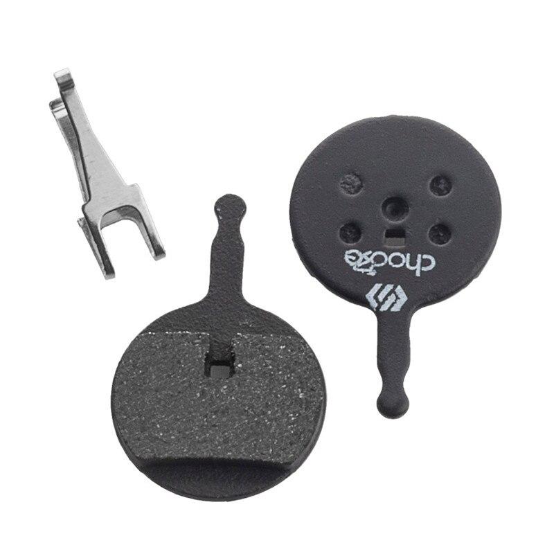4 Pairs CHOOSE Semi-metal Bike brake pads for SRAM AVID BB5 PROMAX DSK-710 Disc Brake Pad bike accessory