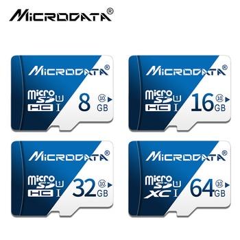 Micro SD Card 8GB 16GB 32GB SDHC Memory card high speed Flash Card 64GB 128GB SDXC flash sdcard for Smartphone + Retail package