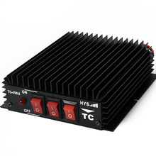 50W UHF 470-480 MHz Amplifier With FM Working Mode TC-450U Portable Two Way Ham Handheld Radio Walkie Talkie Power Amplifier