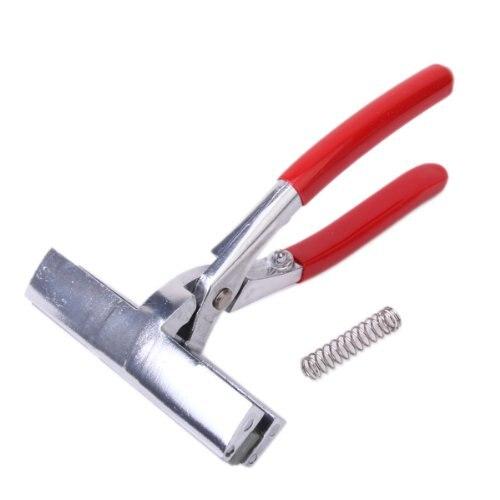 Szczypce do rozciągania płótna ze stopu aluminium Czerwony trzon - Narzędzia ręczne - Zdjęcie 1