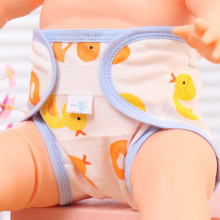 Washable Baby Cloth Diapers Child Kids Underwear Reusable Nappies Training Pants Panties for Toilet