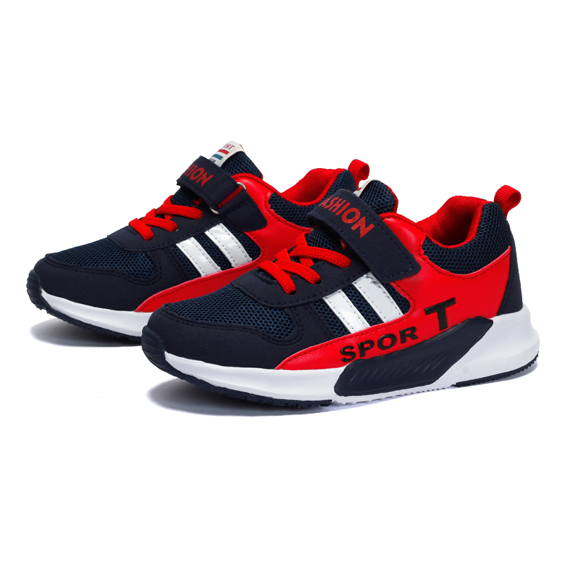 3 colours Children Shoes Boys Sport  Shoes  Outdoor Breathable Children Sneakers Boys Shoes kelme 2016 new children sport running shoes football boots synthetic leather broken nail kids skid wearable shoes breathable 49