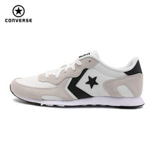 169c1b7190f Converse Star Player style Leather unisex sneakers spring autumn gray color