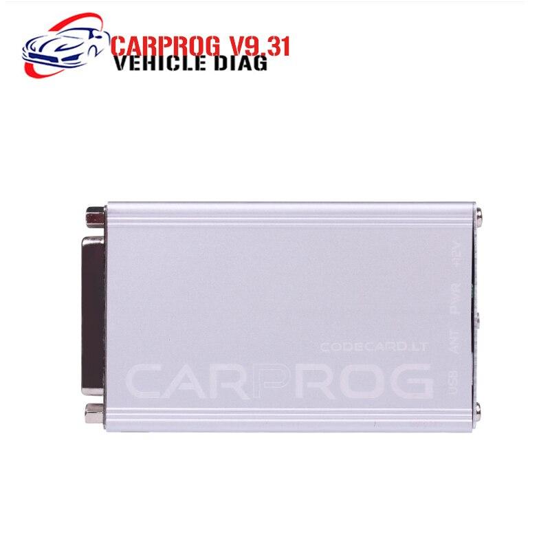 Цена за Последние CARPROG V9.31 ЭКЮ Чип Tunning для автомагнитолы, одометров, панели, ремонт иммобилайзеров в том числе