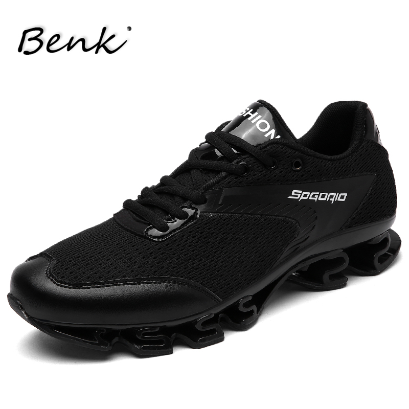ФОТО Newest High Quality Casual Shoes Men Outdoor Breathable Trainers Mens Gents Soft Zapatillas Hombre