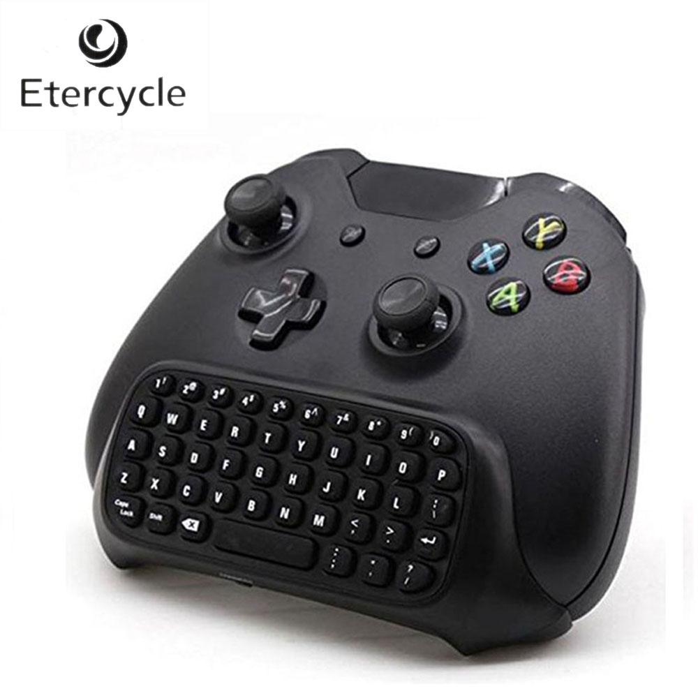 New arrival 2.4G Mini Wireless Chatpad Message Keyboard for Microsoft Xbox One Controller-in