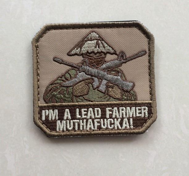 PORK EATING CRUSADER USA ISAF US ARMY MORALE ISIS TACTICAL SWAT HOOK PATCH