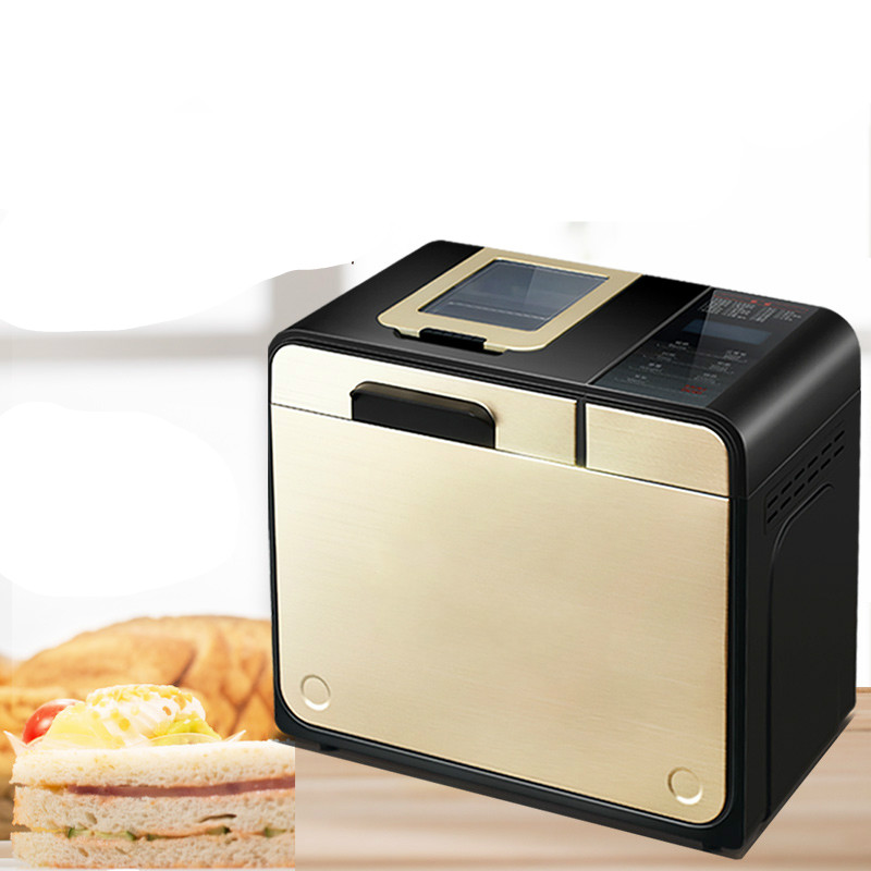 цена Bread machine The bread maker USES fully automatic intelligent sprinkles and facial yogurt.