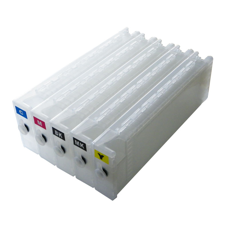 New Compatible for Epson Refillable Ink Cartridge T694 For Epson T3000/T5000/T7000/T3200/T5200/T7200/T3070 printer cartridge