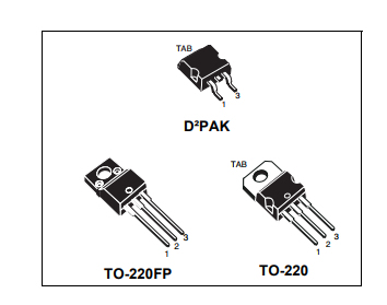 10Pcs STGF10H60DF GF10H60DF TO-220F Trench gate field-stop IGBT, H series  600 V, 10 A high speed