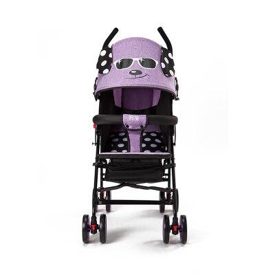 Hebao 309 Мэн Бао ребенка драйвер тележка может сидеть, лечь ребенок зонтик автомобиль, портативные, складные, амортизацией и удлинение ...
