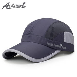 AETRENDS Summer Baseball Cap Men Women Snapback Hats Bone