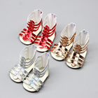 New American Girl Doll Sandals fashion summer shoes for 43cm zapf Doll 1/3doll