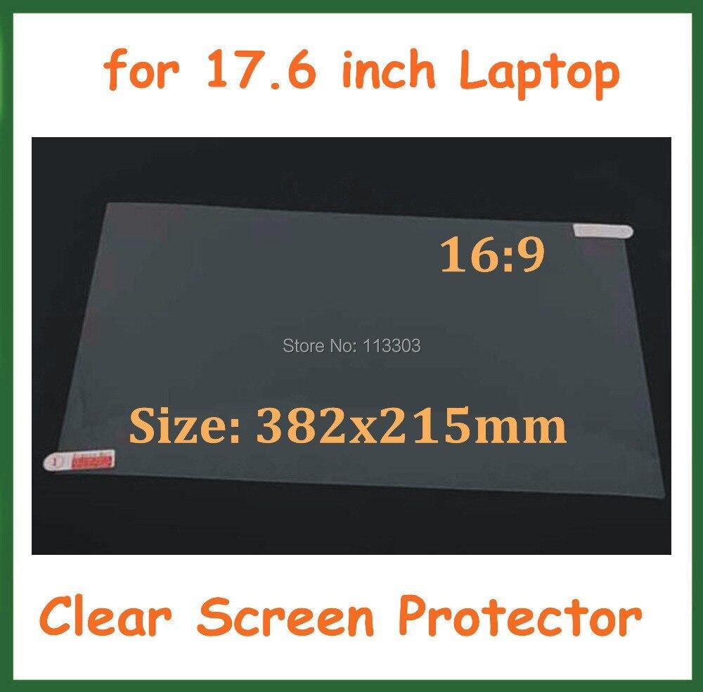 5 Stücke Ultra Clear Displayschutzfolie Für 17,6 Zoll Lcd Computer Monitor Laptop Notebook Pc Schutzfolie Größe 382x215mm 16:9