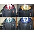 Alta Calidad Robe Robe capa de Gryffindor Cosplay Niños Adultos 4 estilos Regalo de Halloween para Harry Potter Cosplay