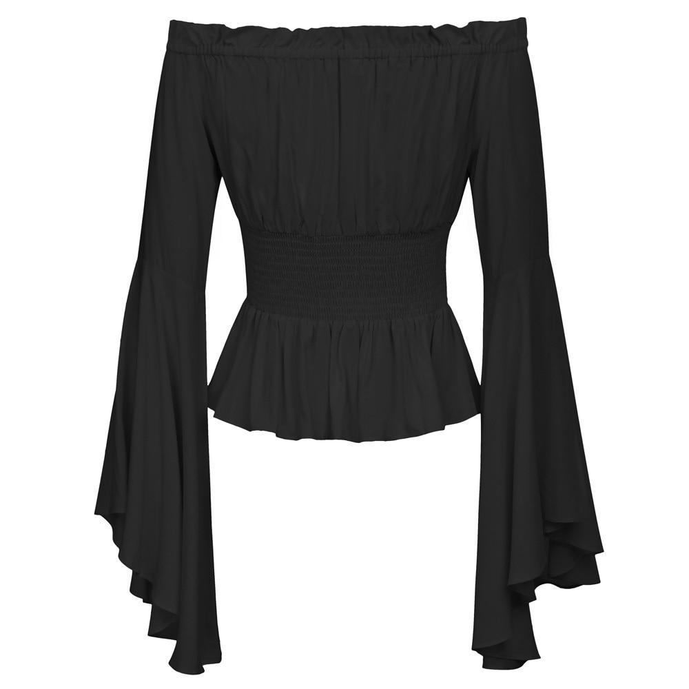 9f40b8494e Belle Poque 40s 50s Vintage Victorian Steampunk Gothic Style Women Dress  2018 Summer Ladies Elegant Ruffled High-Neck Swing RobeUSD 25.94 piece