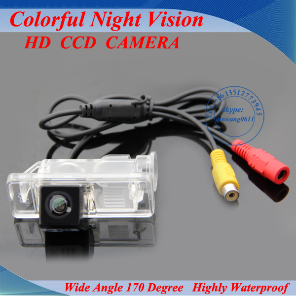 Hot Selling CCD 170 degree car camera for Mercedes Benz Vito Viano car rear view camera