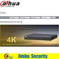 Dahua 8/16CH NVR4208 1U 4 К/4216-8P-4K H.265 Сетевой Видеорегистратор POE 2 SATA Жестких Дисков до 12 ТБ, P2P Qr-код Сканирования и Добавить до 12Mp