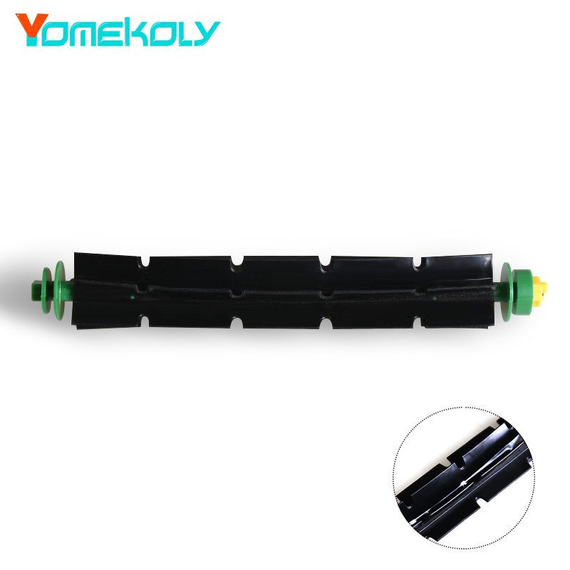 Flexible Beater Brush for iRobot Roomba 500 Series 510 530 535 540 550 560 570 580 Vacuum Cleaner Parts Accessory For Home lucky stars 8 the sleepover wish