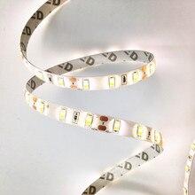 5 м/рулон 5630 Светодиодные ленты света DC12V 60 Светодиодный/м, 5 м 300 светодиодный без Водонепроницаемый SMD 5630/5730 холодный белый 6500 K теплый белый 3500 K