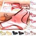 Cockcon senhora de algodão mulheres underwear briefs calcinhas calcinhas lingerie respirar