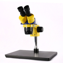 MECHANIC Industrial binocular stereo microscope MC75S-B3 High definition double gear suitable for mobile phone PCB maintenance стоимость