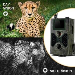 Image 5 - كاميرا Suntekcam HC330LTE 4G Trail كاميرا الصيد 16 mp 1080P SMTP SMS كاميرات الأشعة تحت الحمراء IR لعبة البرية درب كاميرات مصيدة الصور