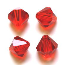 2018 Fcatory Wholesale AAA1 16Fa 100pcs/Bag Grade AAA 10MM 5301 Crystal Bicone Beads DIY Jewelry Accessories