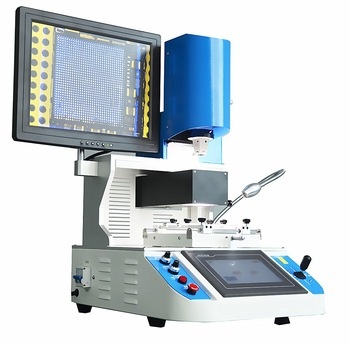 Wisdomshow WDS 700 mobile repairing bga smd soldering machines 110V 220V Optical alignment system for phone chip for motherboard in Soldering Stations from Tools