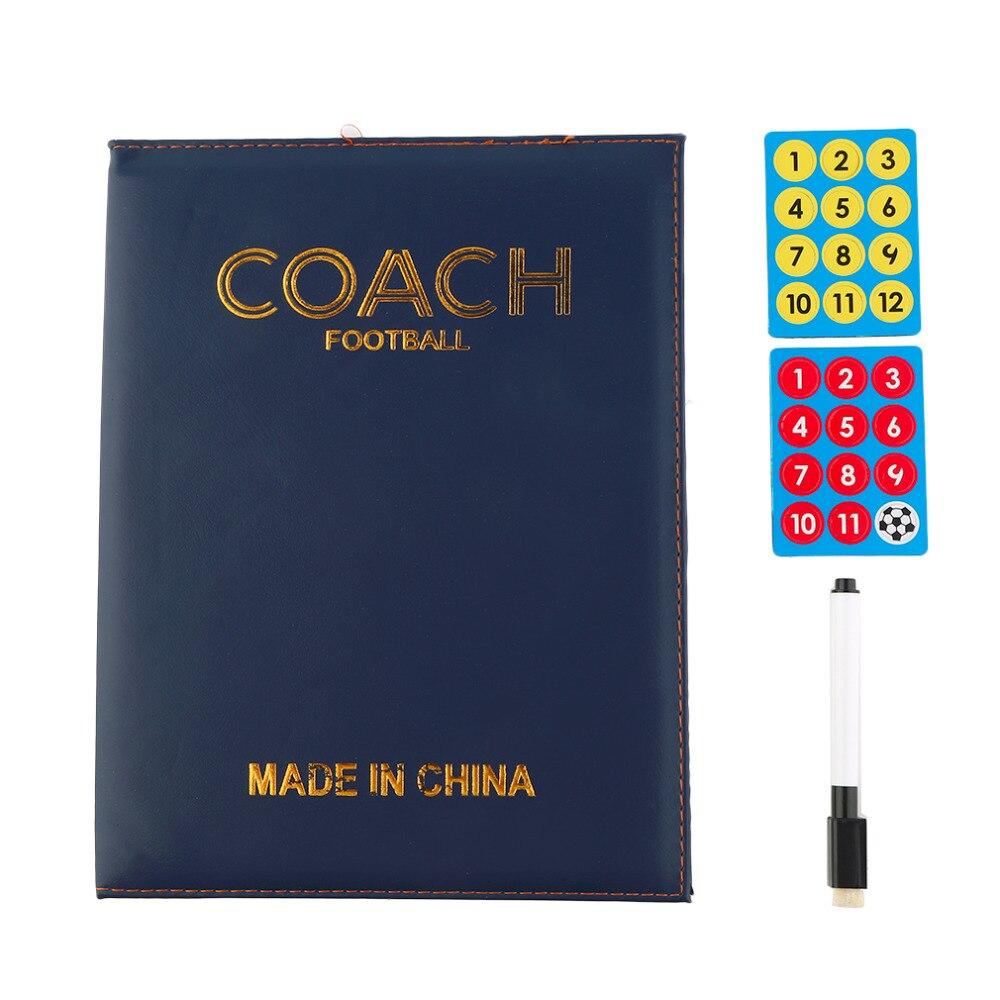 Fußball und Basketball Strategie-brettspiel-hersteller Taktik Bord Coaching Bord ZX-Z068 Version