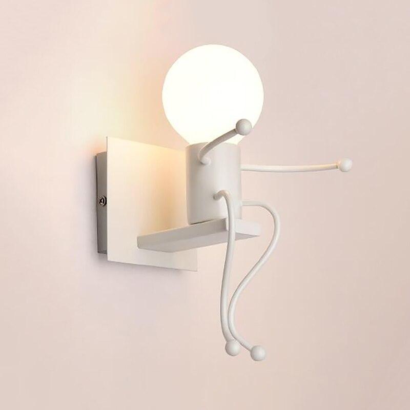Lâmpadas de Parede light led criativo montado arandela Fonte de Luz : Lâmpadas Led