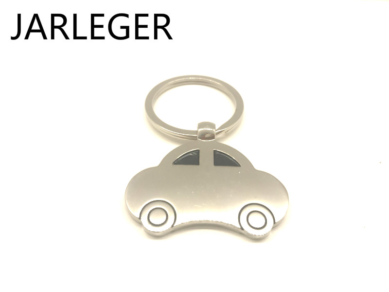 Fashion Metal car model keychain key rings KeyChain for men women gift For Supreme car styling Volkswagen Golf Audi Ford