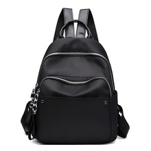 Fashion Women Backpacks for Teenage Girls Oxford Casual School Back Pack Female Backpack Ladies Small Quality Black Travel Bags цена в Москве и Питере