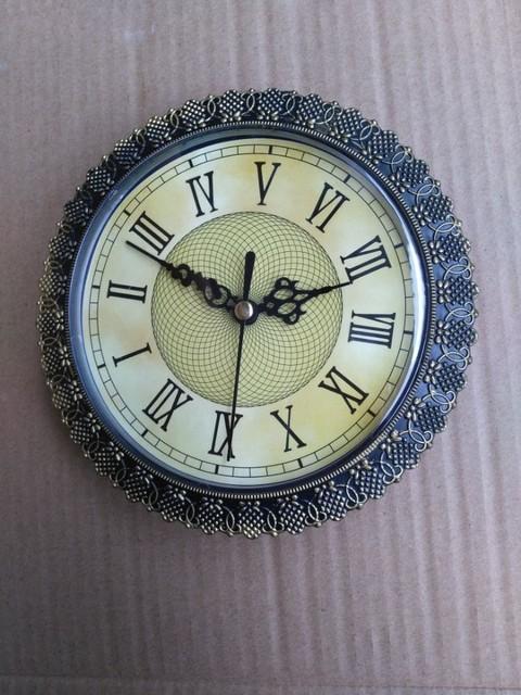 5PCS 150MM Large Built – in Clock DIY Classical Insert Clock Repair Quartz Insert Clock