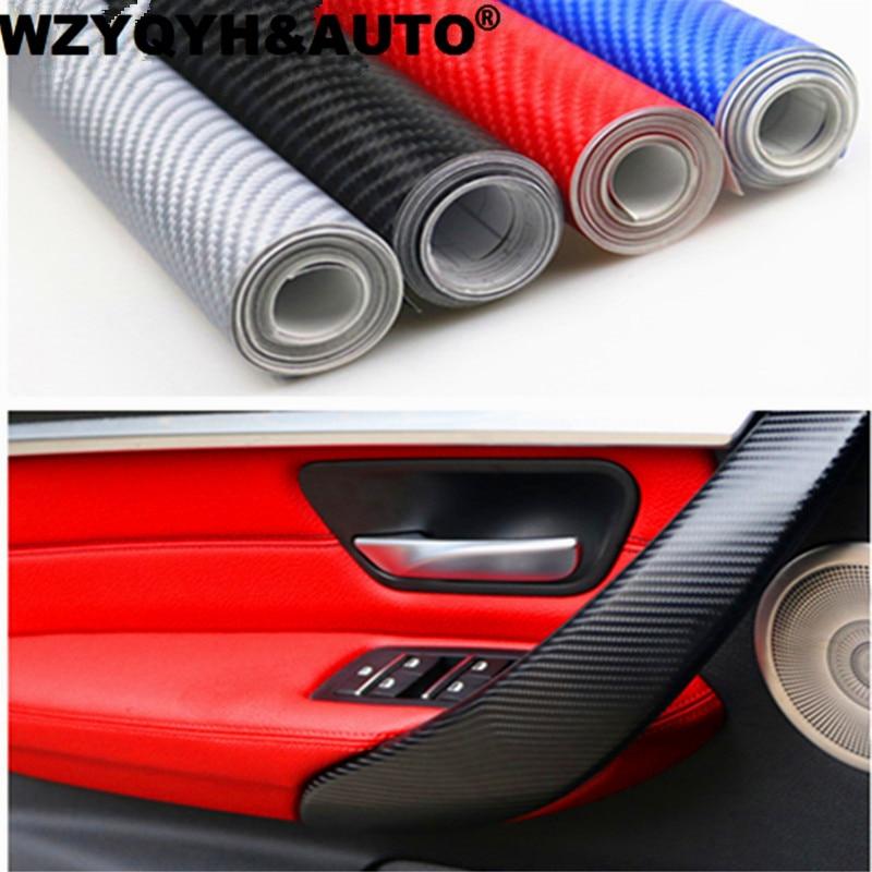 200mmX1520mm стайлинга автомобилей 4D углеродного волокна виниловая пленка глянцевая варп мотоцикл наклейки автомобиль аксессуары Водонепроницаемый автомобилей