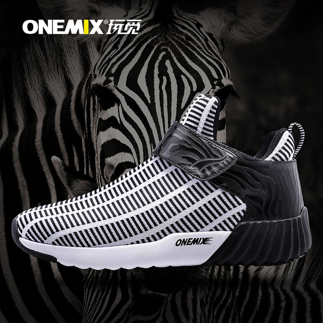 Brand Onemix Running Shoes Men Sneakers Women Sport Shoes Athletic Zapatillas Outdoor Breathable Original A Part DHL Free 1190
