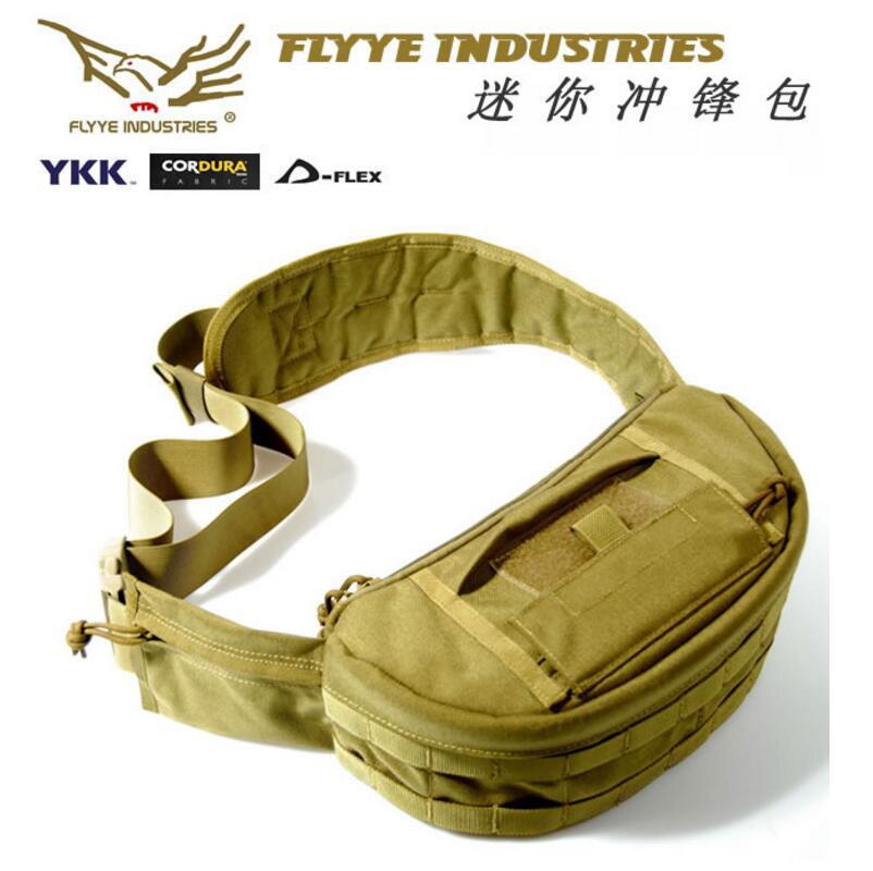 FLYYE Mini Go Bag BG G028 cordura molle cordura bag   -