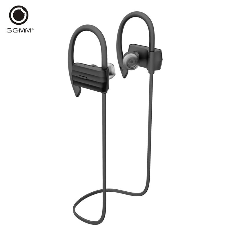 GGMM W600 Bluetooth Headphone Wireless Bluetooth Earphone with Mic in ear Headphones audifonos Bluetooth Noise Cancelling Airpod dbigness bluetooth headset headphones noise cancelling earphone bluetooth 4 1 fone de onvido in ear sport headphone handsfree