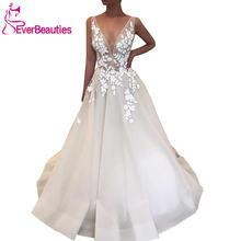 Женское свадебное платье в стиле бохо ТРАПЕЦИЕВИДНОЕ ПЛАТЬЕ