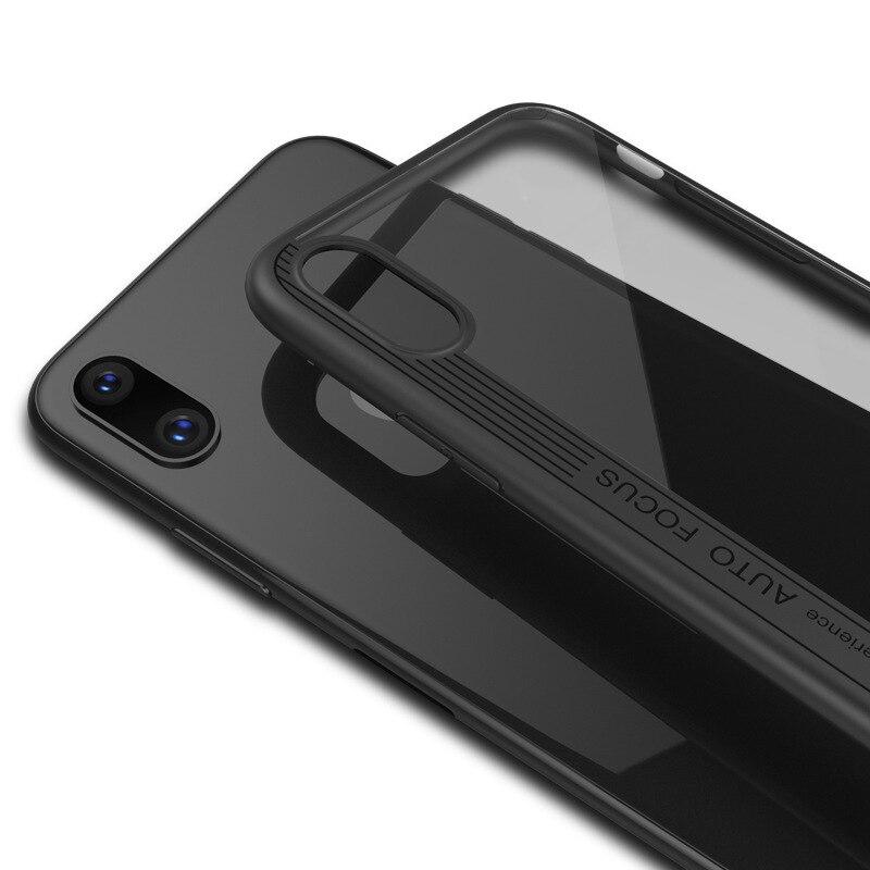 Coque Iphone  Silicone Transparent