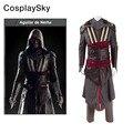 Агилар Assassins Creed Косплей Костюм Каллум Линч Боевой Костюм На Заказ высокое качество