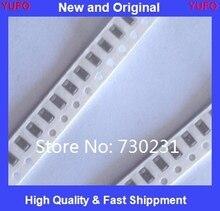 Бесплатная доставка один лот 100 шт. 1206 104 100NF 0.1 мкФ 1206 SMD емкость новый бренд