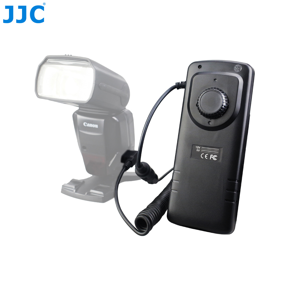 JJC Flashlight External Flash Battery Pack for Canon <font><b>600EX</b></font> II-<font><b>RT</b></font>/580EX II/Nikon SB-910/Sony HVL-F60M/<font><b>YONGNUO</b></font> <font><b>YN</b></font>-560II <font><b>Speedlite</b></font> image