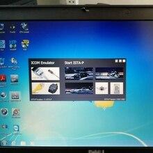 V12. для BMW Icom Next A2+ B+ C программное обеспечение ISTA-D 4,20 ISTA-P 3.66.2.002 Inpa ETK с экспертным режимом 500 Гб HDD